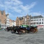 Center of Brugge