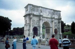 1996-Roma Arco di Constantine