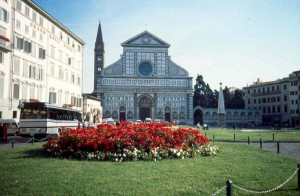 1996 Firenze church Maria Novella