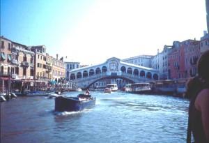 1996 Venezia Ponte Rialto