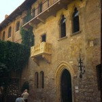 2000 Verona balcone di Giulietta
