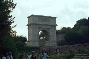 2001 Roma Foro Romano - Arco di Titus