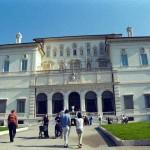 2001 Roma Villa Borghese - Museo Galleria Borghese