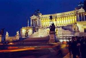2001 Roma - Piazza Venezia