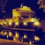 2001 Roma - riva del Tevere