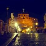 2001 Roma - Mausoleo di Hadrianus, Castel Sant'Angelo