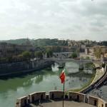 2001 Roma - Tevere visto dal castello di San Angelo