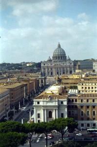 2001 Roma - Via Concilazione