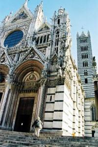2003 Sienna - il Duomo