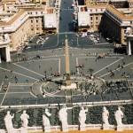 2003 Roma - Piazza San Pietro