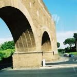 2003 Roma - mura della città