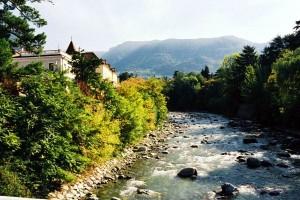 2003 Merano/Meran - fiume Passirio/Passer