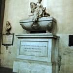 2005 Firenze - Santa Croce - la tomba di Machiavelli