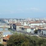 2005 Firenze - la città visto dal Piazzale Michel Angelo