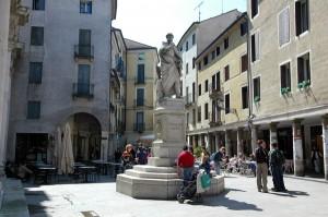 2005 Vicenza - Statua Palladio