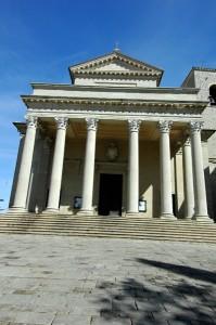2005 San Marino - Basilica San Marino
