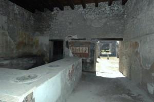 2005 Pompei - antico snack bar