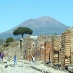 2005 Pompei - Pano Vezuvio
