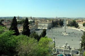 2005 Roma - Piazza Del Popolo