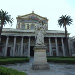 2005 Roma -  San Paulo Fuori Dei Muro