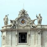 2005 Roma - Basilica San Pietro campanila