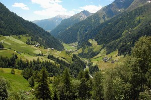 2006_Passo di Rombo / Timmelsjoch al confine con l'Austria