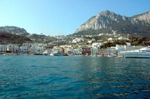 2007 Capri - porto