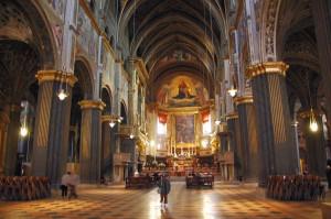 2007 Cremona - All'interno del Duomo