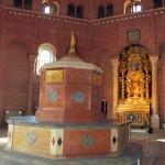 2007 Cremona - All'interno della baptisteria