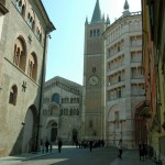 2007 Parma - il duomo