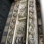 2007 Certosa di Pavia - entrare nella basilica