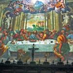 2007 Certosa di Pavia - ultima cena