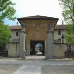 2007 Certosa di Pavia - la porta