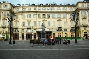 2007 Torino - Piazza San Carlo