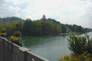 2007 Torino - Fiume Po nell ponte Vitorio Emanuelle II