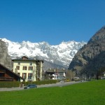 2007 Courmayeur - ai piedi del Monte Bianco