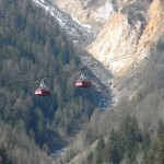 2007 Courmayeur - funivia per il Monte Bianco