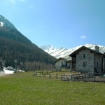 2007 Morgex - borgo dove si può vedere il Monte Bianco