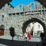 2007 Aosta - Città Vecchia