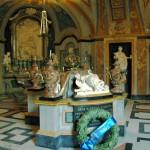 2007 Torino - basilica Superga - tombe dei Savoia