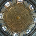 2007 Torino - la cupola di basilica Superga