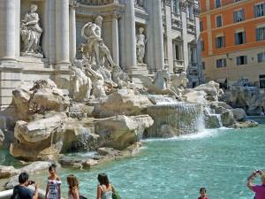 2008 Roma - Fontana di Trevi