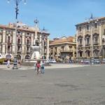2008 Catania - piazza del duomo