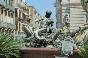 2008 Siracusa - fontana di Diana