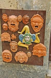 2008 Siracusa ceramice
