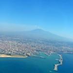 2008 Catania e Etna di volo degli aeromobili