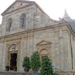 2008 Torino - il Duomo con il sudario di Gesù