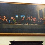 """2008 Torino - il Duomo: """"l'ultima cena"""""""