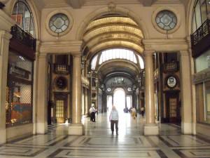 2008 Torino - Galleria di negozi