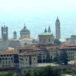 2010 Bergamo - la citta alta